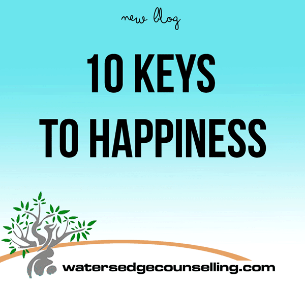 10 Keys to Happiness