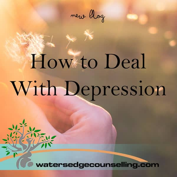 How to handle dating someone with depression