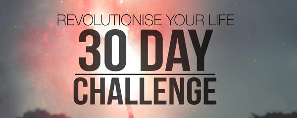 30 DAY BANNER