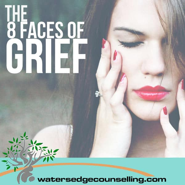 The 8 Faces of Grief