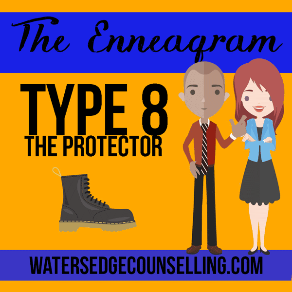 The Enneagram: Type 8 —The Protector