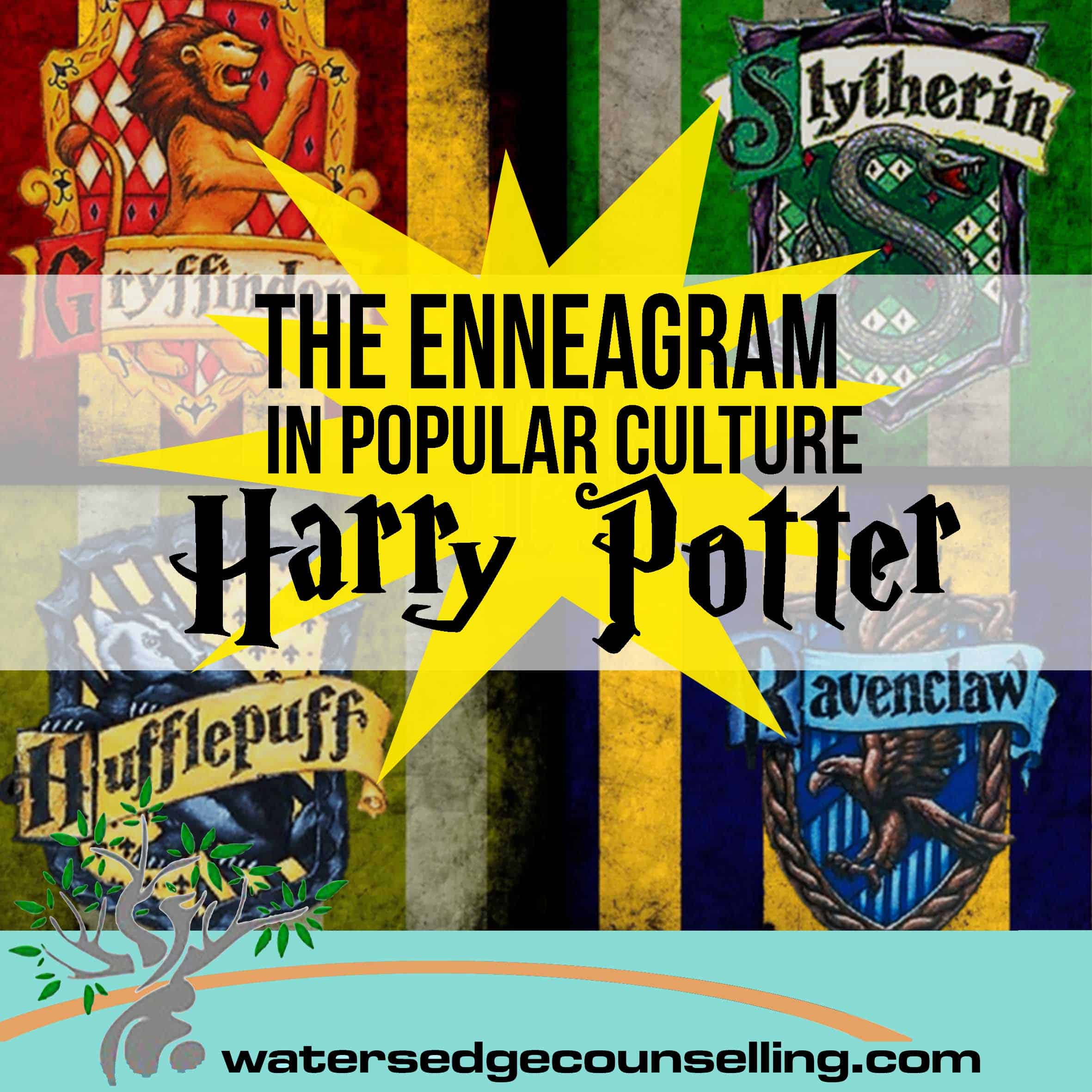 The Enneagram In Popular Culture: Harry Potter