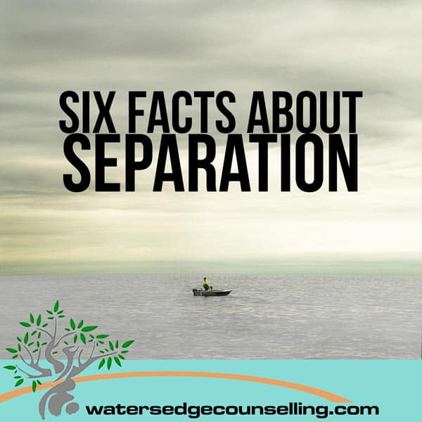 Six Facts About Separation