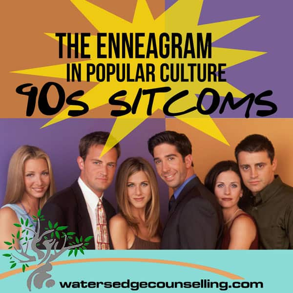The Enneagram in Pop Culture: 90's sitcoms