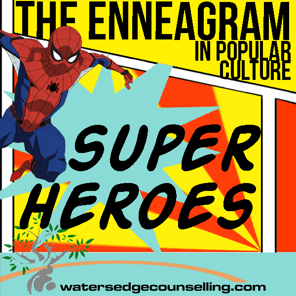 The Enneagram in Pop Culture: Superheroes