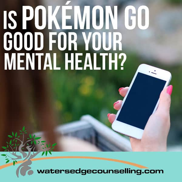 Is Pokémon Go Good for Your Mental Health?