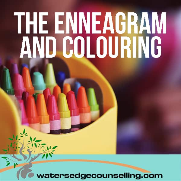 The Enneagram and Colouring