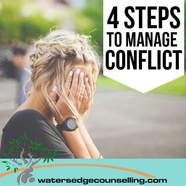 4 Steps to Manage Conflict