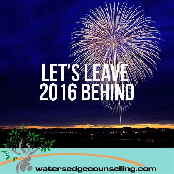 Let's leave 2016 behind