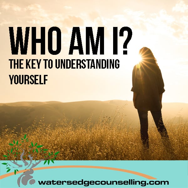 Who am I? The key to understanding yourself