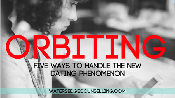 Orbiting:  Five ways to handle the new online dating phenomenon
