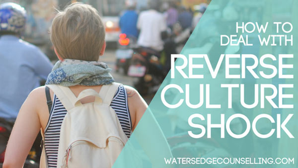 How to deal with Reverse Culture Shock