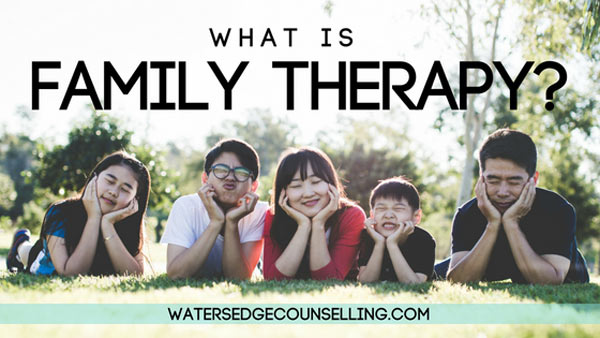 What is Family Therapy?