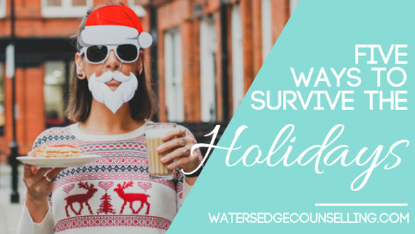 Five ways to survive the holidays