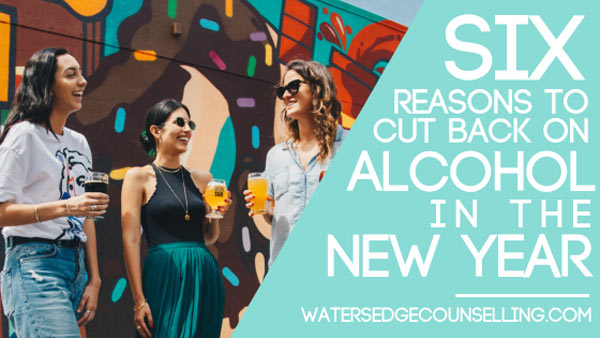 Six Reasons to Cut Back on Alcohol in the New Year