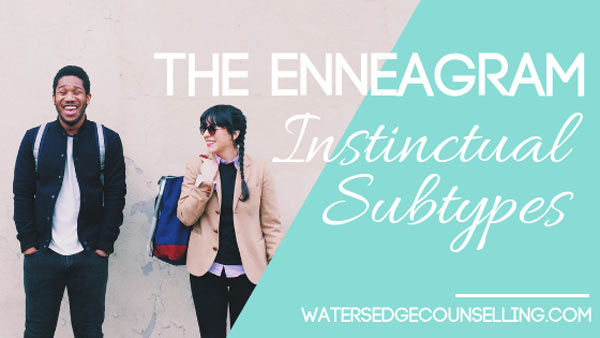 The Enneagram: Instinctual Subtypes