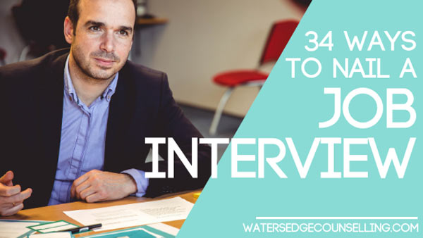 34-Tips-to-Nail-a-Job-Interview