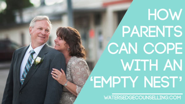 How Parents can cope with an 'Empty Nest'