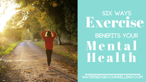 Six ways exercise benefits your mental health