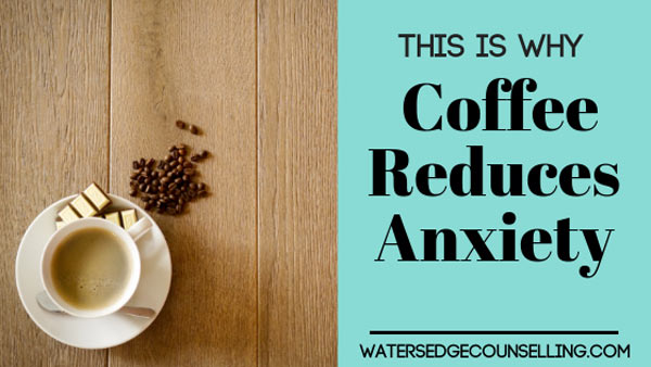 This is how coffee reduces anxiety