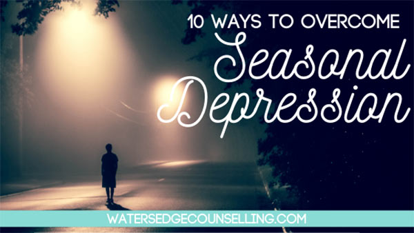 10 ways to overcome winter-based depression