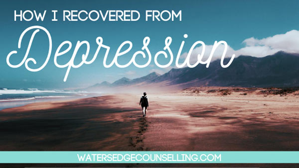 How I recovered from Depression